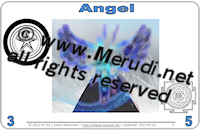 Angel card